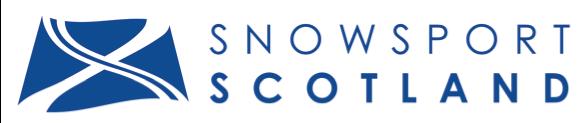 Snowsport Scotland logo